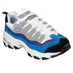 Tenis Skechers D'Lites Sure Thing Para Dama