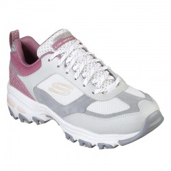 Tenis Skechers D'Lites Lace Up Para Dama