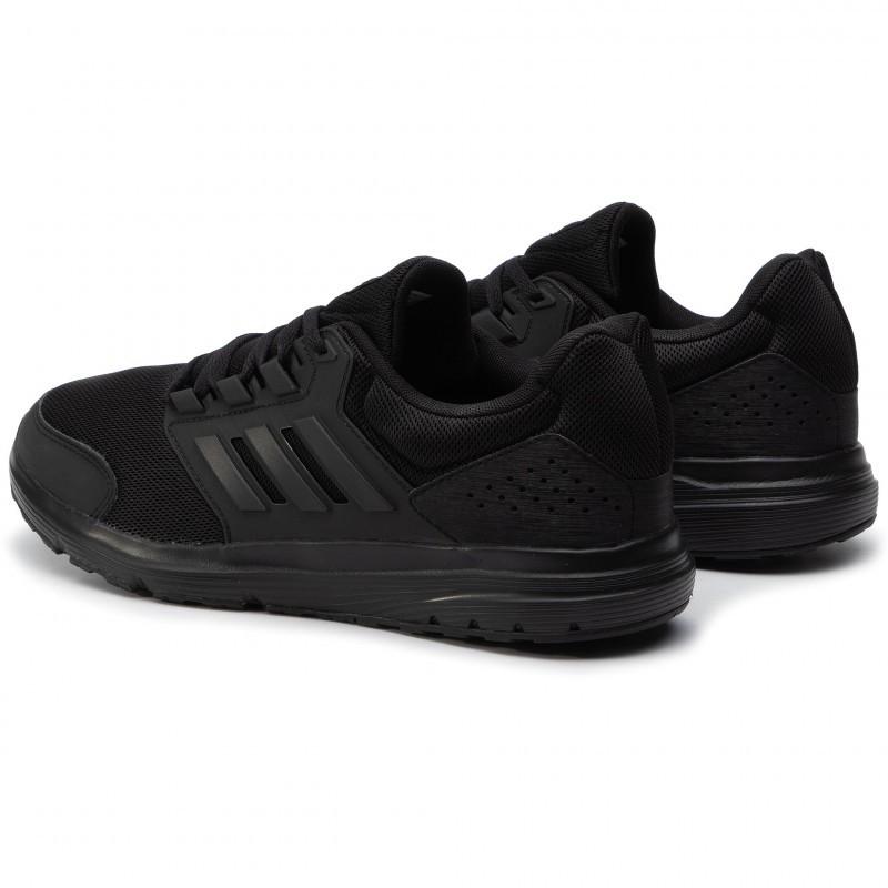 Zapatilla Negra Adidas Galaxy 4