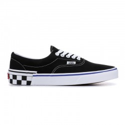 Zapatillas Vans Era Check Block Negro-Blanco