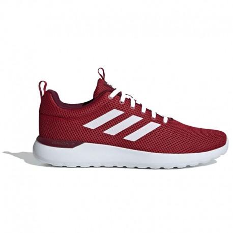 Zapatillas de Running Adidas Lite Racer CLN Hombre Color Rojo