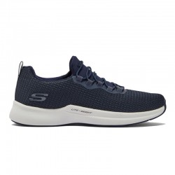 Tenis Skechers Terraza - Prylea Hombre Color Azul