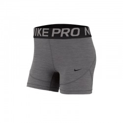 Licra Nike Corta Dama Gris
