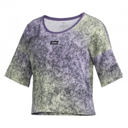 Camiseta Corta Adidas Moment Dama