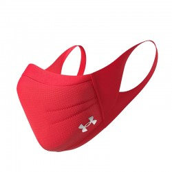 mascara deportiva Under Armour Rojo