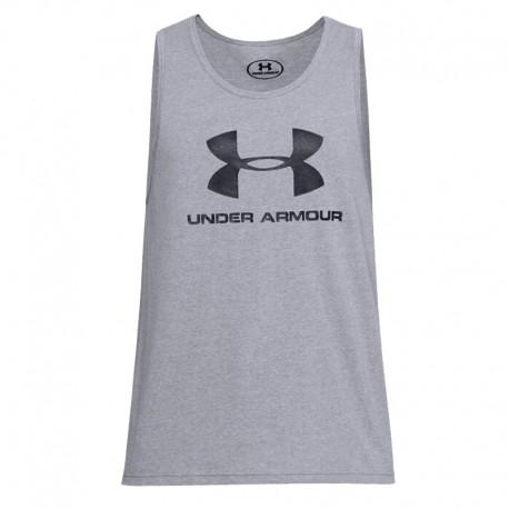 Camiseta Sin Mangas Under Armour Entrenamiento Hombre