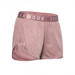 Short Under Armour Play Up Short 3.0 Color Rosa Entrenamiento