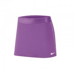 Falda Nike DriFit Tennis Dama Lila