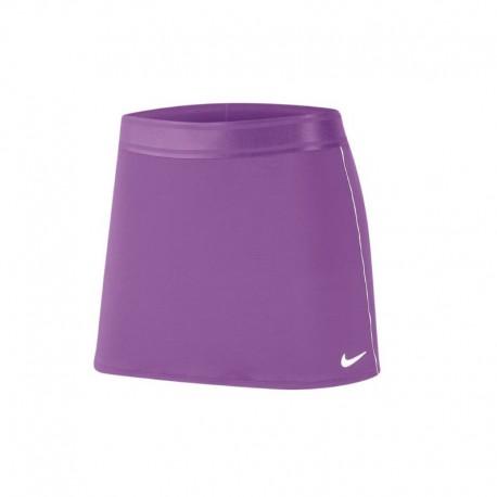 Falda Nike DriFit Tennis Dama Negra