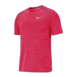 Camiseta Nike Dri Miller Running Roja