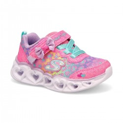 Tenis Niña Skechers Heart Lights