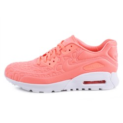 Tenis Nike Air Max 90 Ultra Plush Dama Rosado