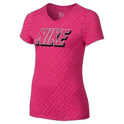 Blusa Nike Lynx Allover Niña Dri Fit