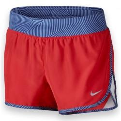 Short Nike Tempo Niña Dri Fit Rojo