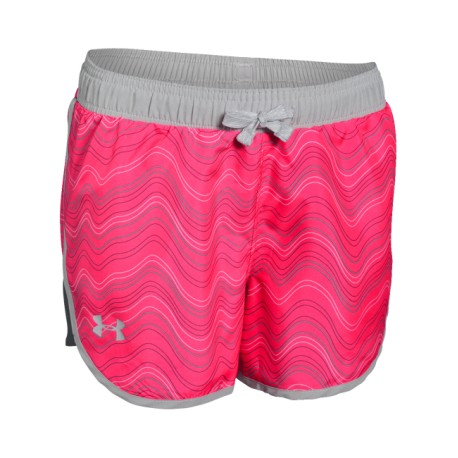 Short Under Armour Niña Fast Lane