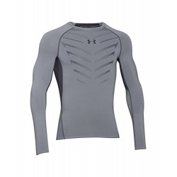 Buzo Under Armour Compression Exo Heat Gear Gris
