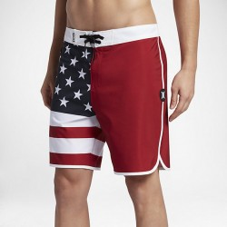 Pantaloneta Hurley By Nike Phantom Red