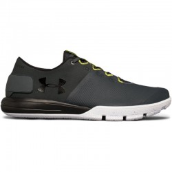 Tenis Under Armour Charged Ultimate 2 Gris
