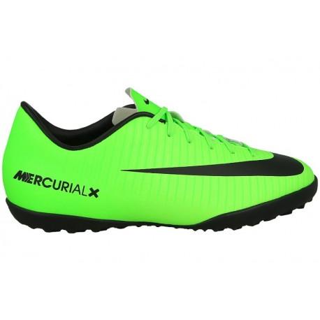 sale retailer f9309 d4dc9 Zapatillas Futbol Nike Mercurialx Niños