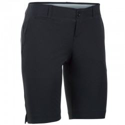 Bermuda Under Armour Golf Dama Negra