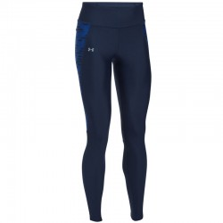 Licra Under Armour Larga Azul Oscuro