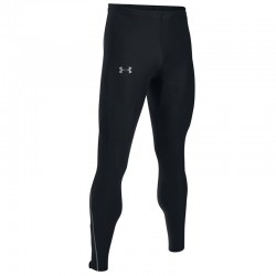 Licra Under Armour Larga Negra Hombre