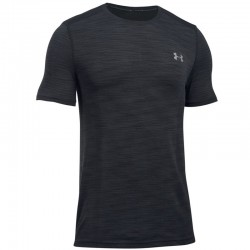 Camiseta Under Armour Negra Fitted