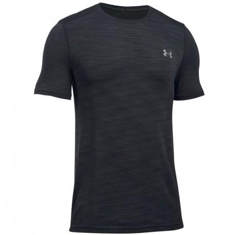 Camiseta Under Armour Negra Fitted