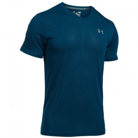 Camiseta Con Cuello En V Under Armour