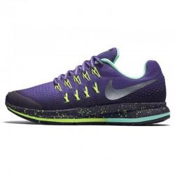 Tenis Nike Girls Air Zoom Pegasus 33 Shield Morado