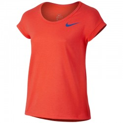 Camiseta Dama cuello redondo Nike Training