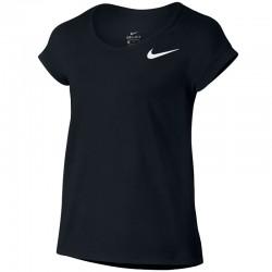 Blusa Nike Niña Negra