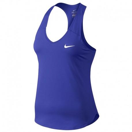 Camiseta de tenis NikeCourt para mujer
