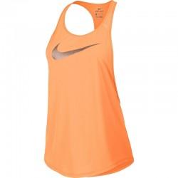 Blusa Esqueleto Nike Naranja