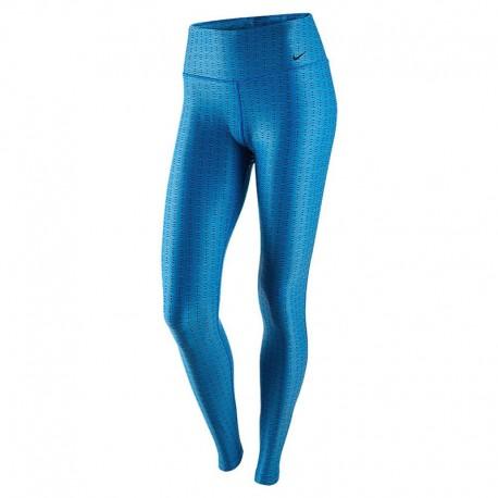Licra Nike Legend Poly Tight Beam Azul