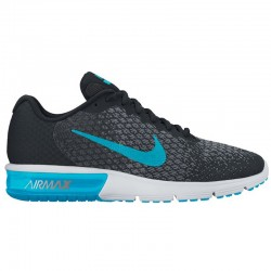Tenis Nike Air Max Sequent 2 Negro