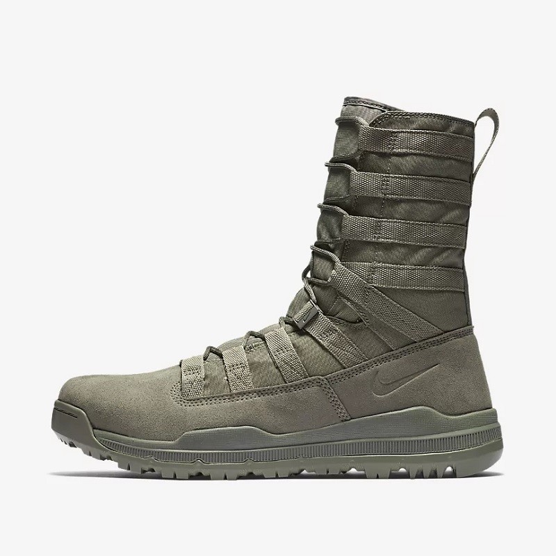 Bota T 225 Ctica Militar Nike Sfb Gen 2 Gris Tienda