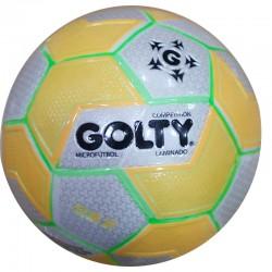 Balon Golty Micro Competition G32 Naranja