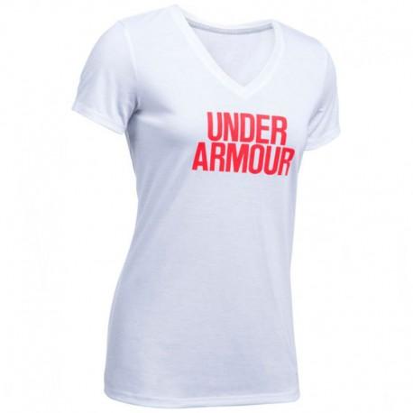 Camiseta de mujer Under Armour Entrenamiento