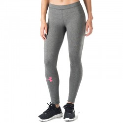 Legging Under Armour Dama Gris