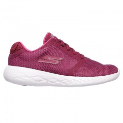 Tenis Skechers Go Run 600-control Rosa Púrpura Mujeres