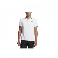 Polos Nike Advantage Tennis Dri Fit Blanco