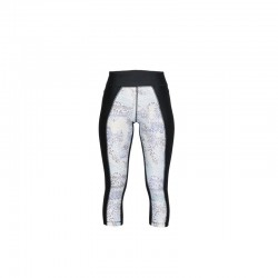 Licra Under Armour Capri Dama Negro