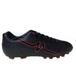 Guayos Fútbol Mitre CARBINE TF Negro - Rojo