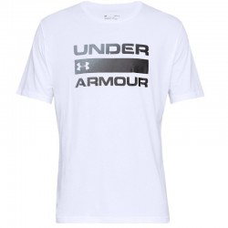 Camiseta Under Armour Sporstyle Blanca
