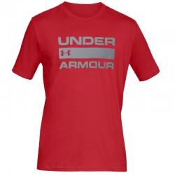 Camiseta Under Armour Sporstyle Rojo