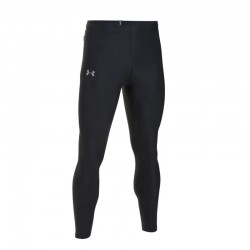 Licra Under Armour True Hombre Negra
