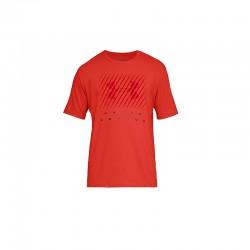 Camiseta Under Armour Branded Naranja