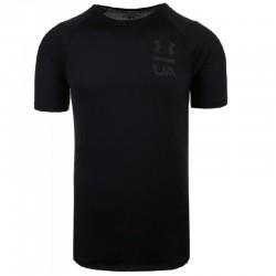 Camiseta Under Armour Logo Graphic Negra