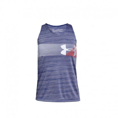 Blusa Under Armour Niña Siza Lila
